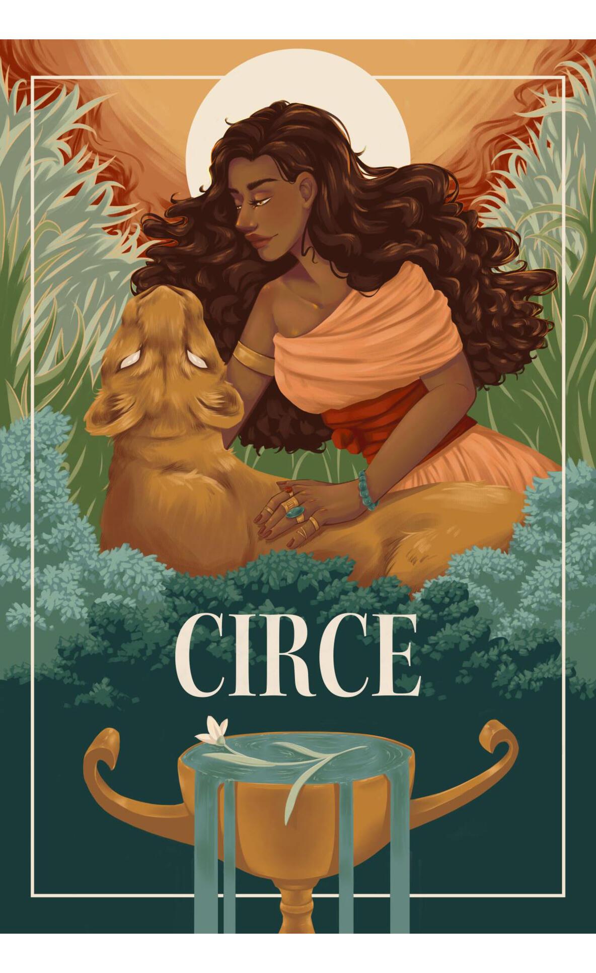 Circe by Vivian Steckline ; Vivian Steckline