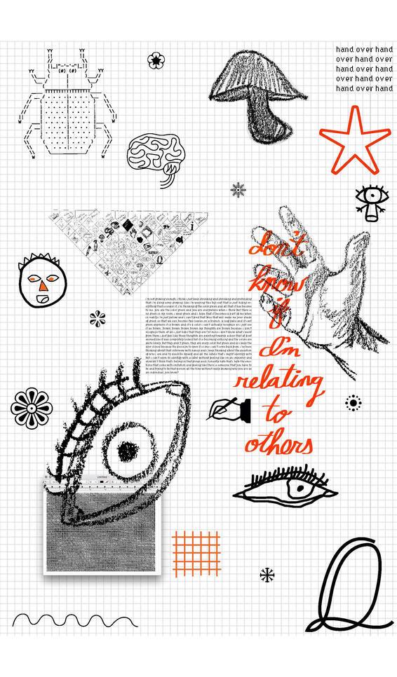 Bedno Matrix Poster ; Andi Valdes Valdes