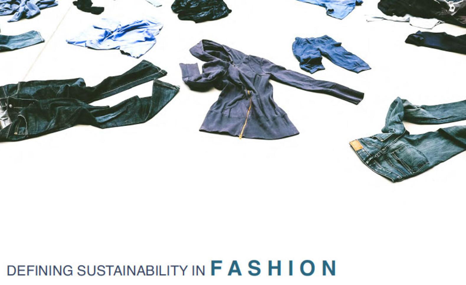 Fashion Sustainability Presentation ; Eleanor Cotlar