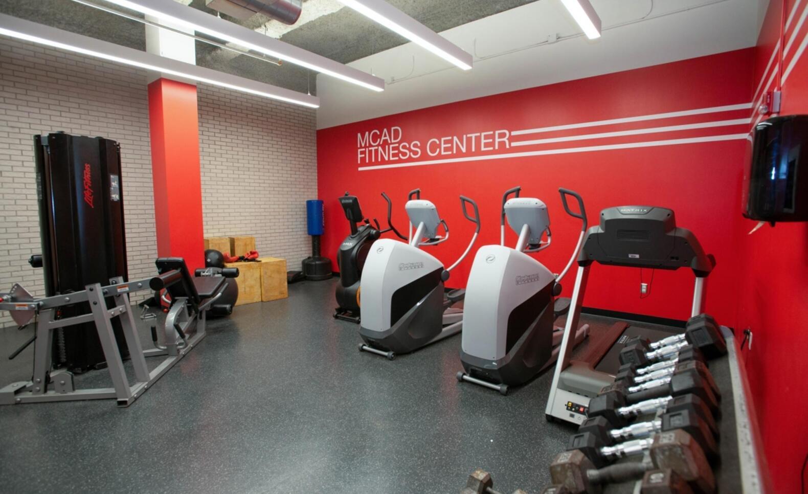 MCAD Fitness Center