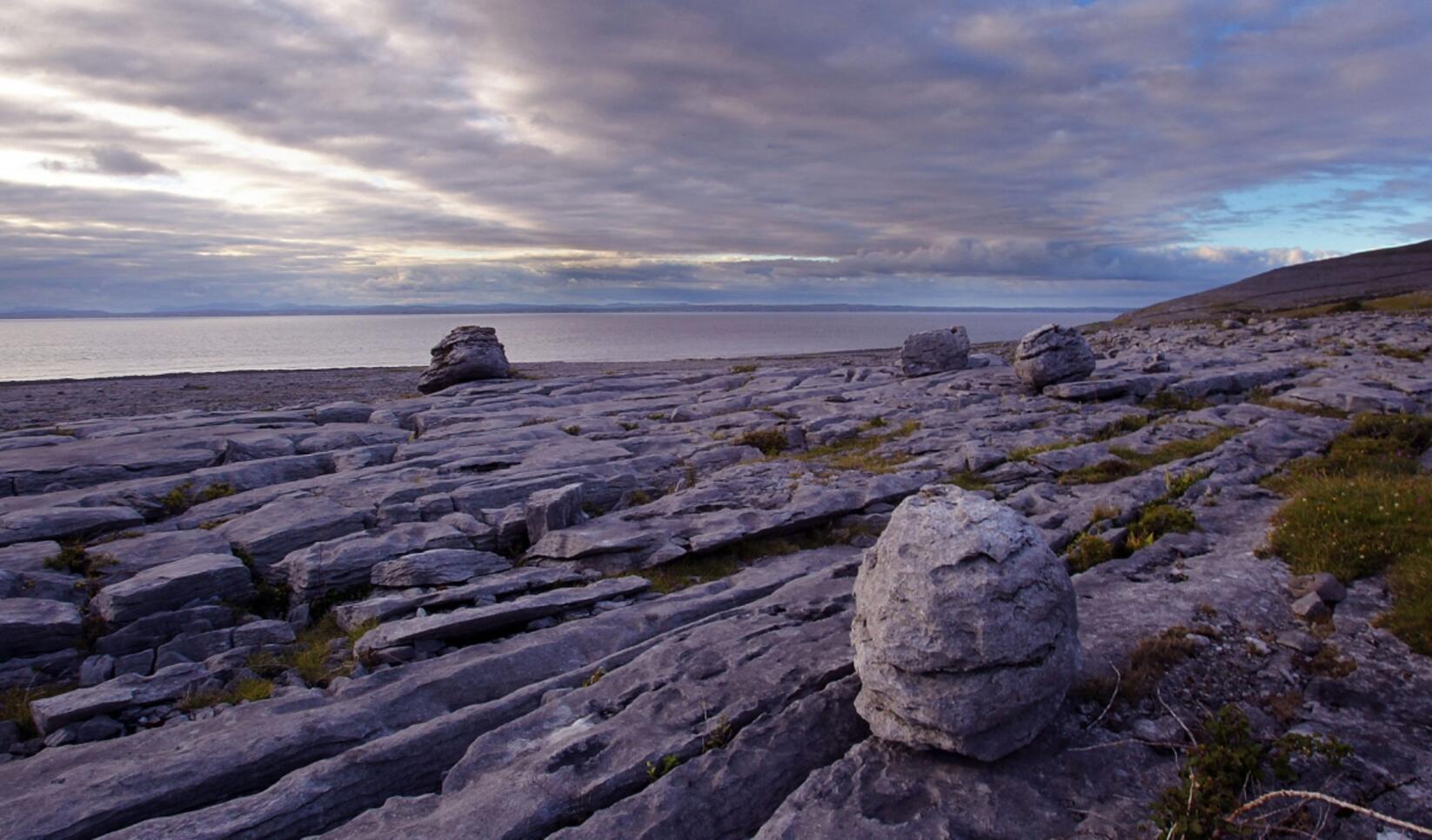 Burren landscpe