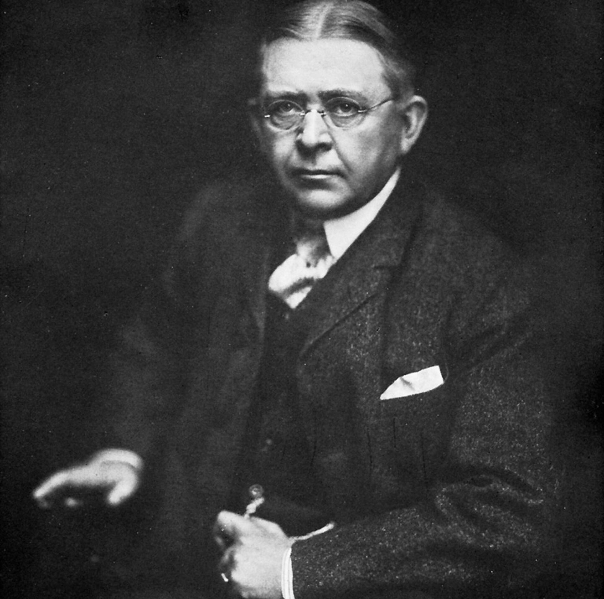 Portrait of Douglas Volk