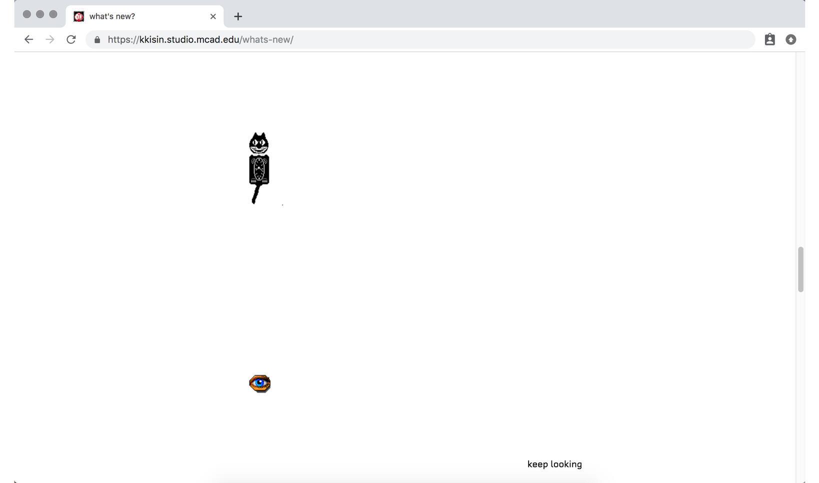 What's New Website Still Image ; Katherine Kisin